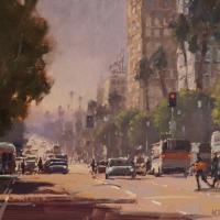 'East Down Hollywood Boulevard'